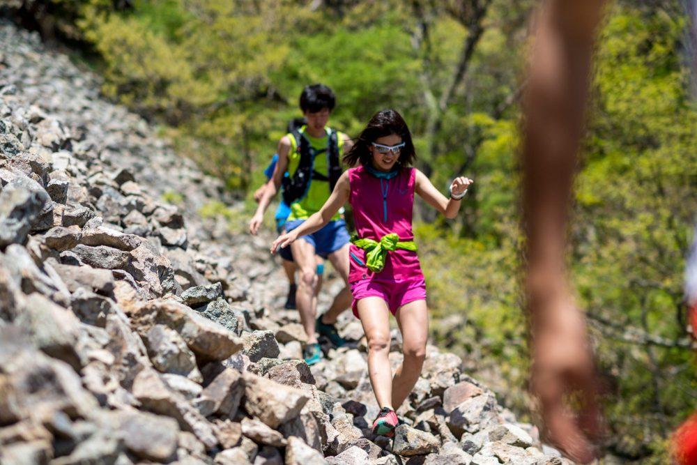 自分の身体に合ったレースを選ぶことも大事です photo by Nagi