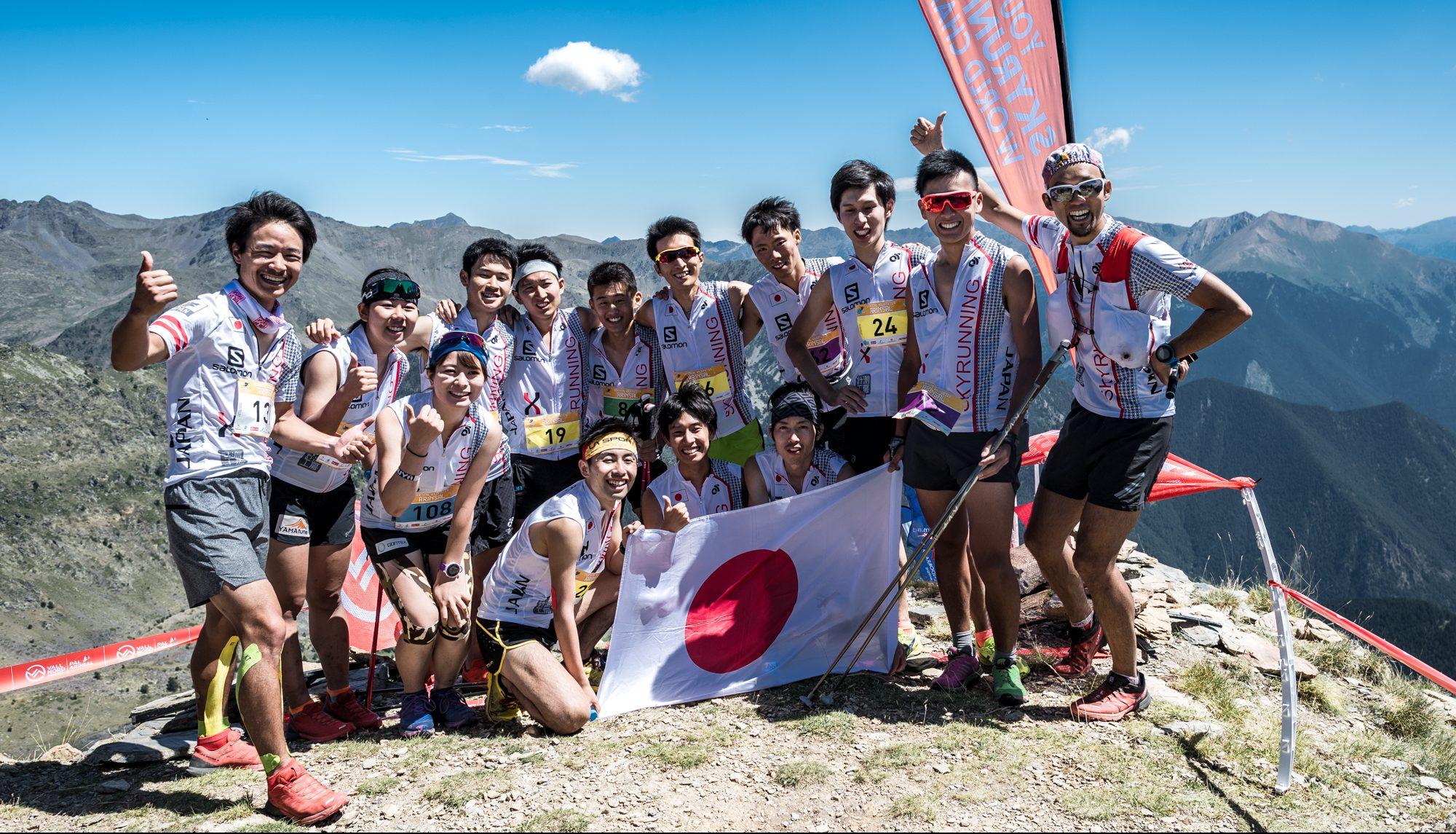 ユース日本チームの健闘に大きな拍手を! ⒸNAGI MUROFUSHI