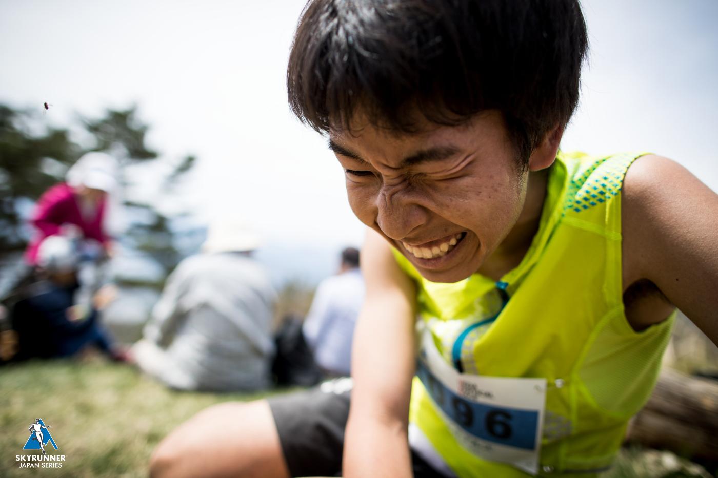 ユース世代の活躍も応援したい ?Ueda vertical race
