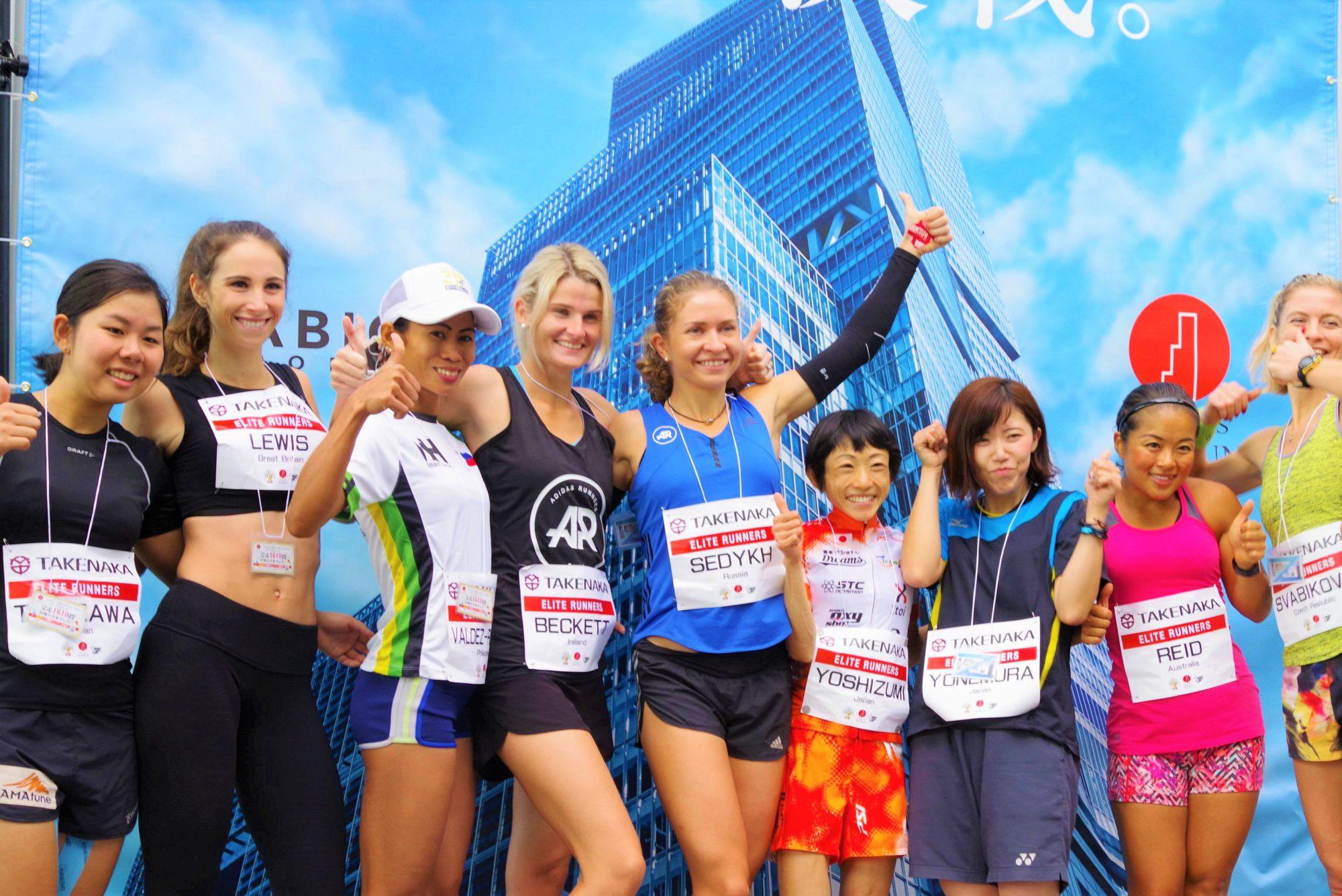 世界各地から選手が大阪に集まった 🄫Kenichi Nakagawa/JSA