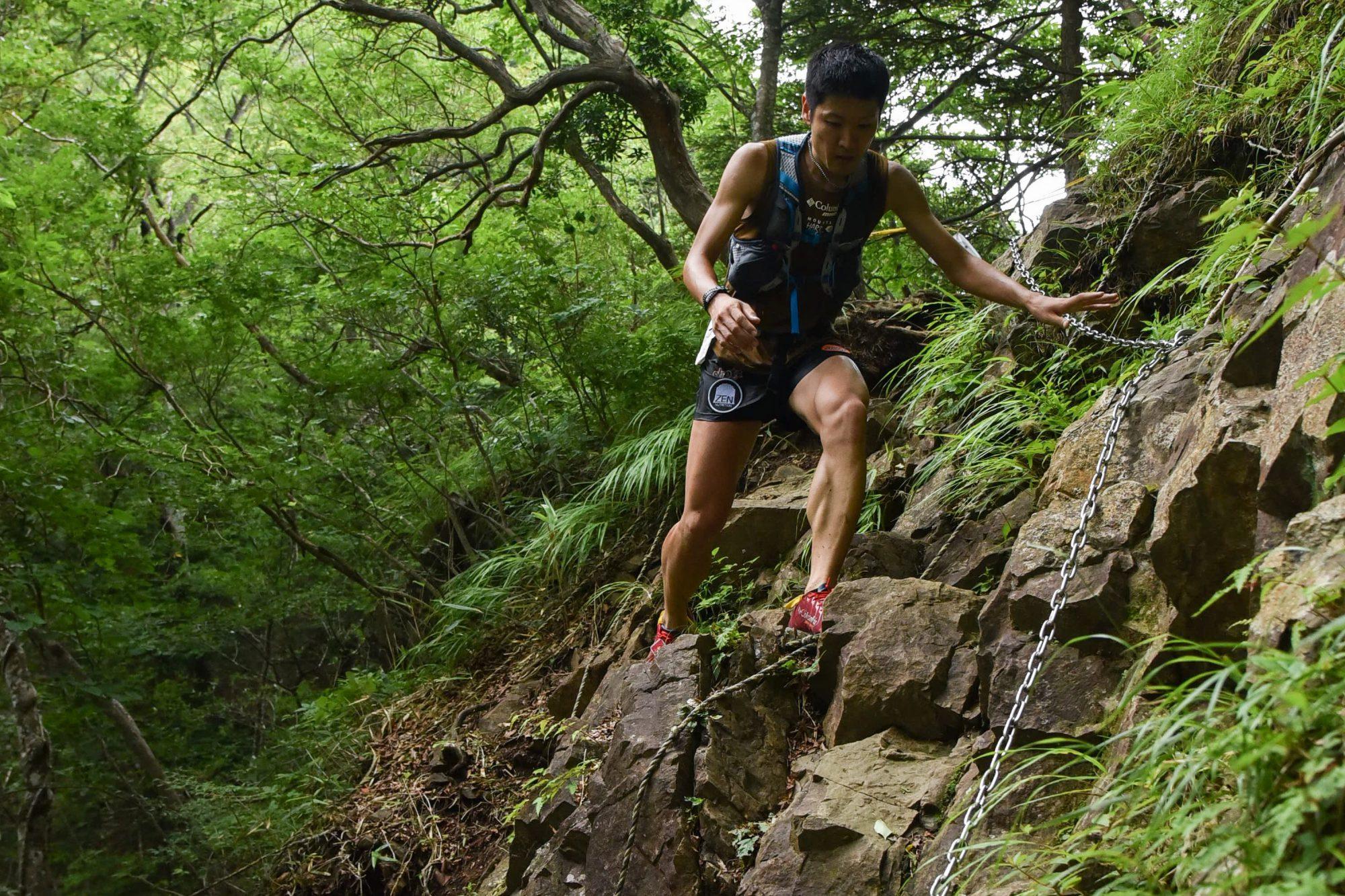 ©北丹沢12時間山岳耐久レース