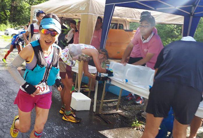 日本の山岳ランニングを背負ってきた大石。2014ジャパンシリーズの女王である