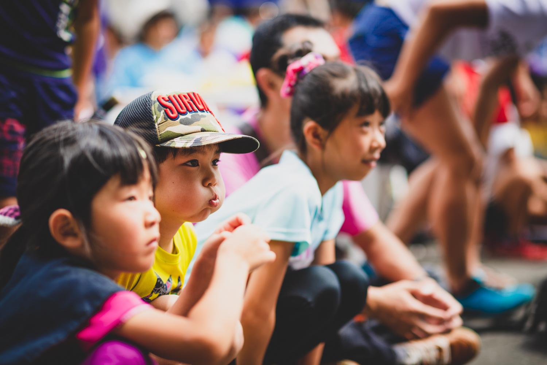 子どもたち・若者たちは私たちの未来だ!! ©THE岩櫃城★忍び登山