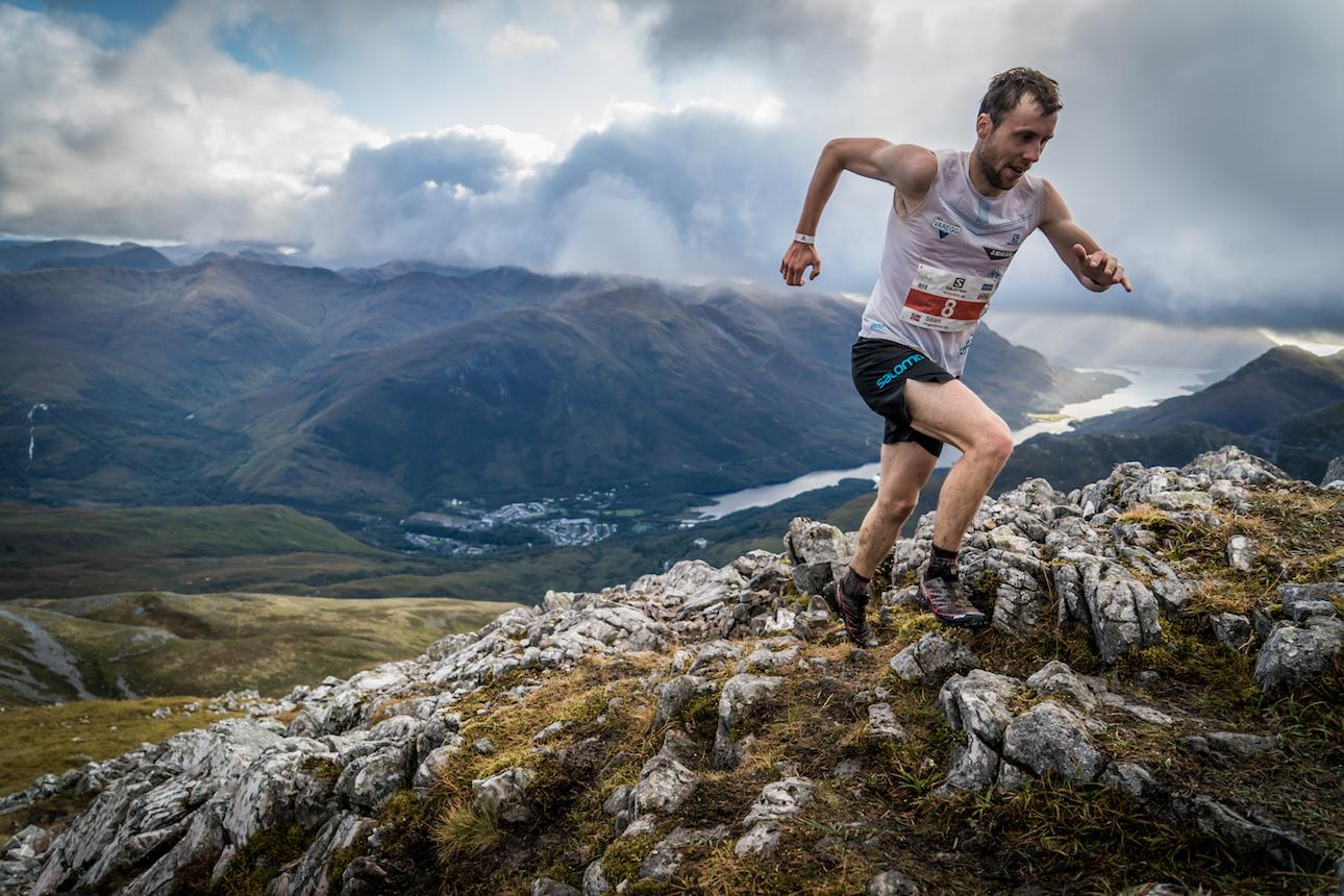 標高差1000mを一気に駆け登る!! ©iancorless.com :SWS