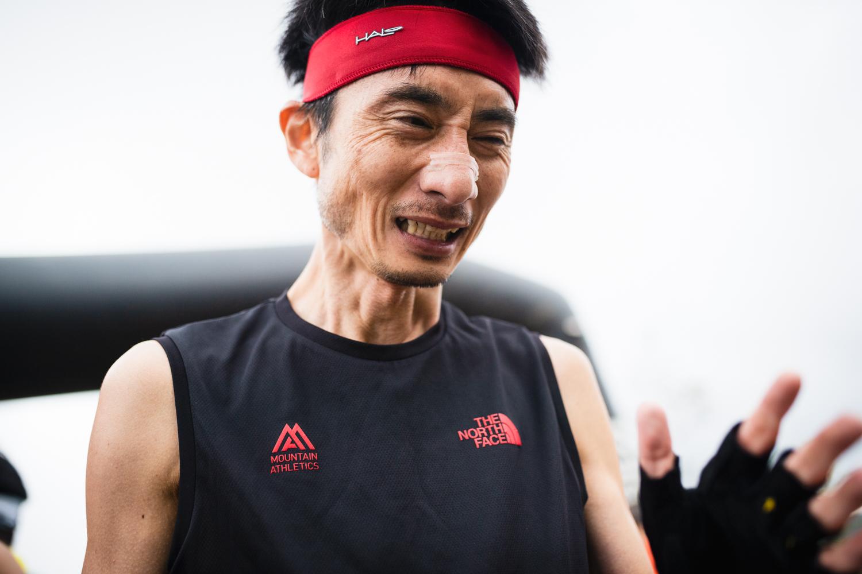 40代2連覇達成の今井。ライバルとの決戦だったが絶対の自信があった ©OZE VK