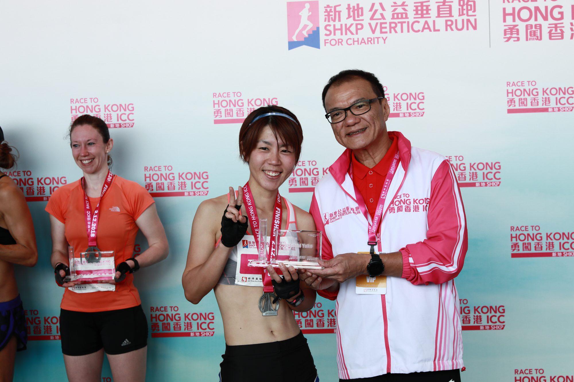 立石は山岳のVKでも活躍。ウルトラでも日本チャンピオンに輝いた ©VWC・Sporting Republic