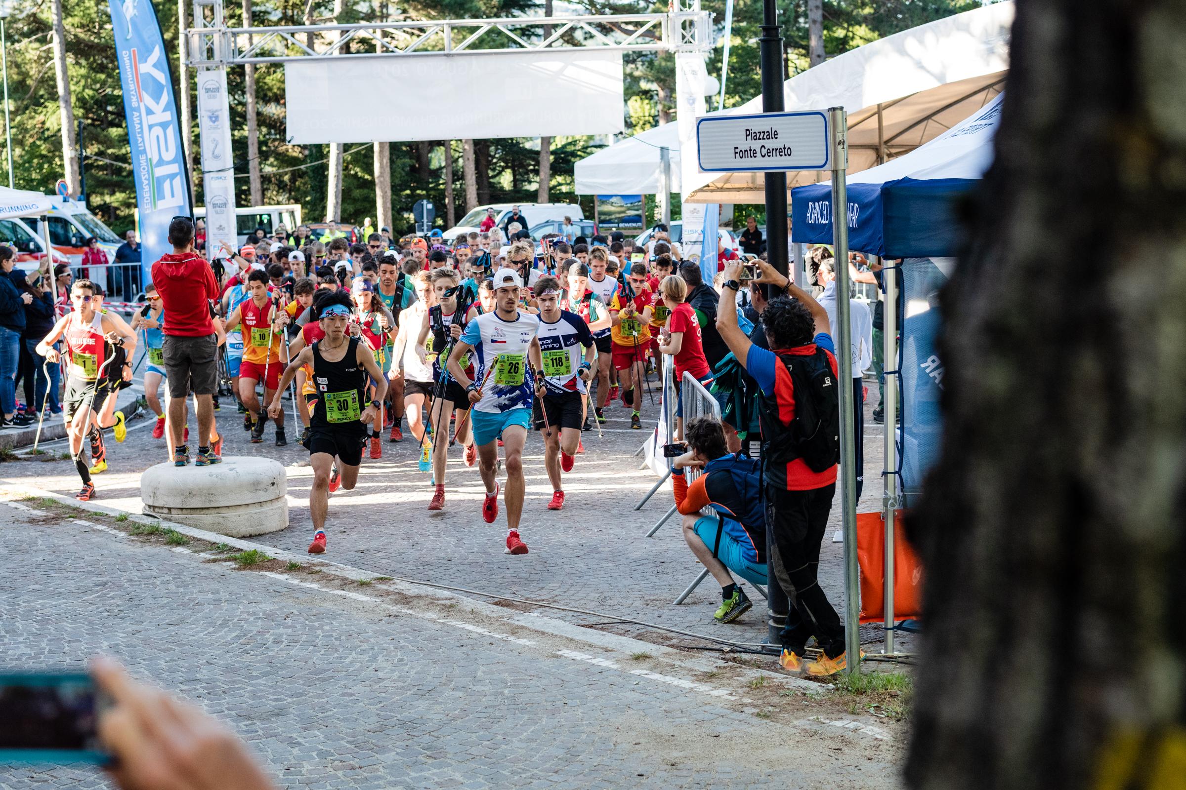 毎年1.5倍のペースで選手層の厚くなっているユース世界選手権 ©Nagi Mueofushi
