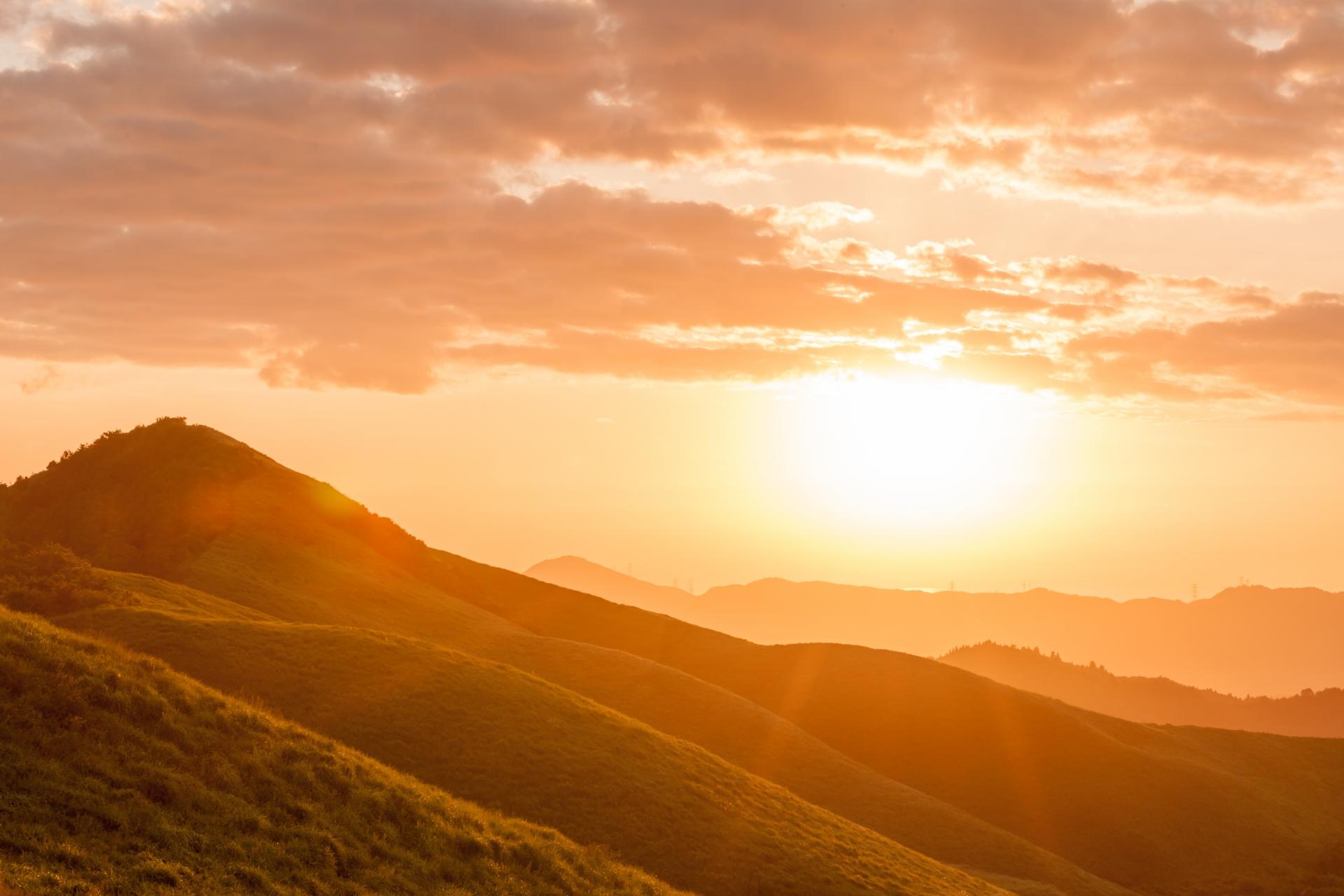 しみじみとした秋山はゆっくり楽しみたいが、ゆっくりし過ぎるとあっという間に日が暮れる