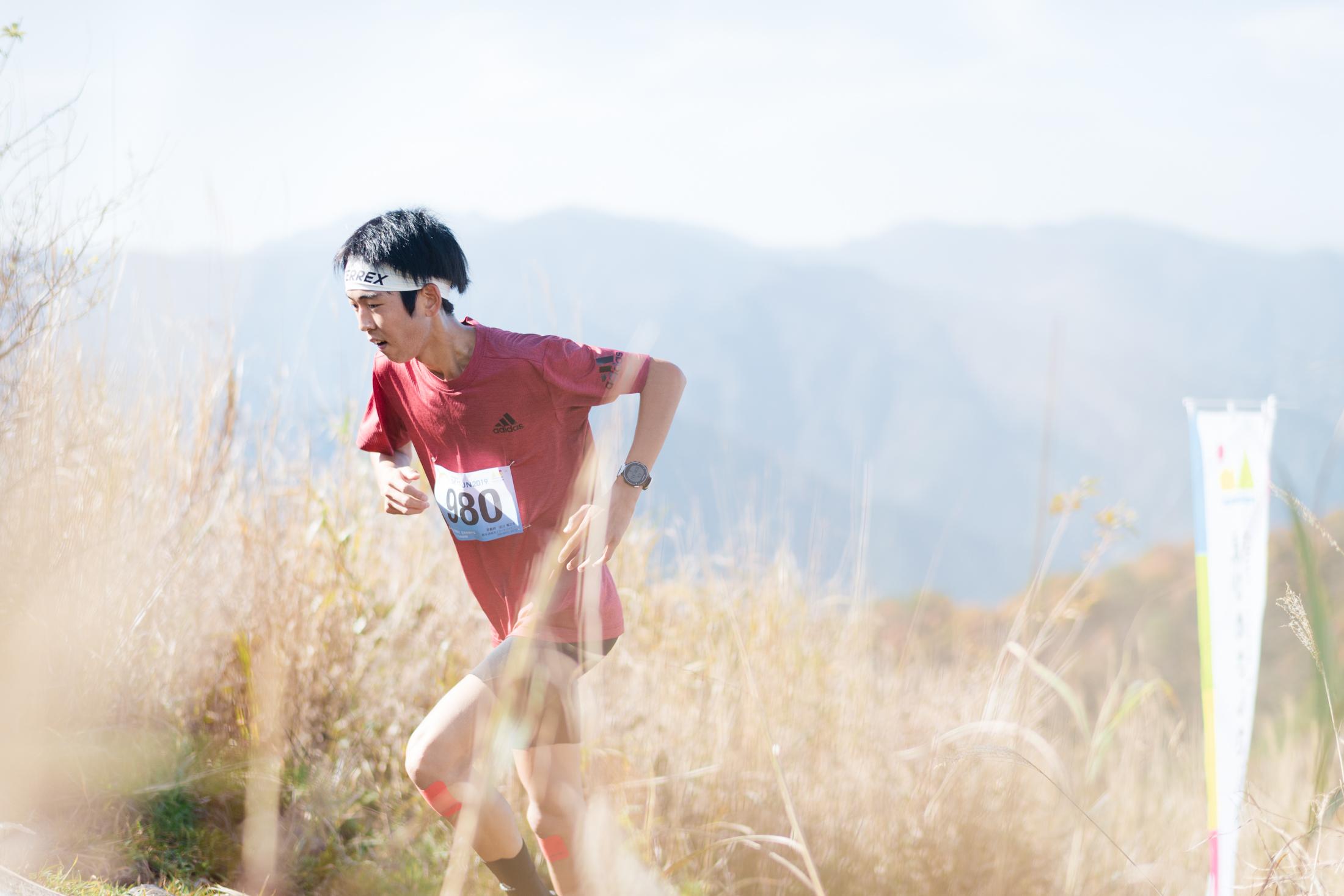 男子優勝の近江 ©えひめさんさん物語/四国中央スカイラン